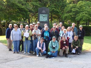 Lakeview Cemetery Birders