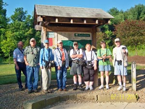 Plum Creek birders